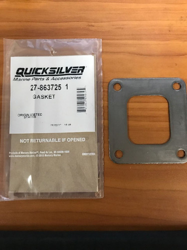 OEM MerCruiser Block off riser elbow Gasket 27-8637251