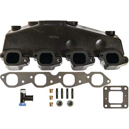 Sierra MerCruiser Big Block V8 Exhaust Manifold 7.4 454 502 807078t10 807078t08 18-19571 18-1957-2