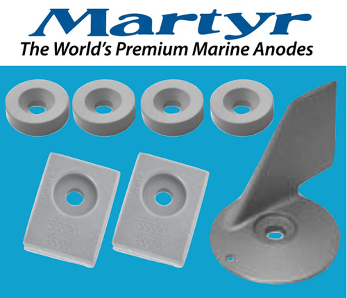 Martyr Anodes ANODE-SUZ 40-50 HP AL CMSZ4050KITA