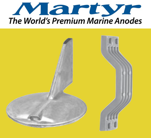 Martyr Anodes ANODE YAM 150-200HP KIT MAG CMY150KITM