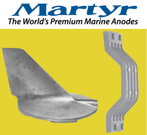 Martyr Anodes ANODE YAM 200-250HP KIT MAG CMY200250KITM