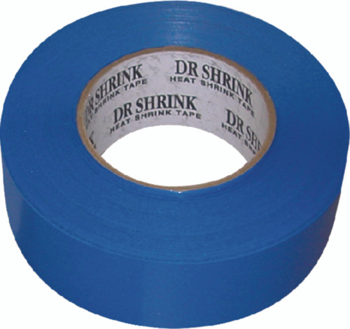 Marine Shrink Wrap Tape - Hull Preservation - 2, 3, 4 Inch x  36 yds - Blue