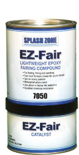 Pettit EZ-Fair Epoxy Compound- Quart 705008