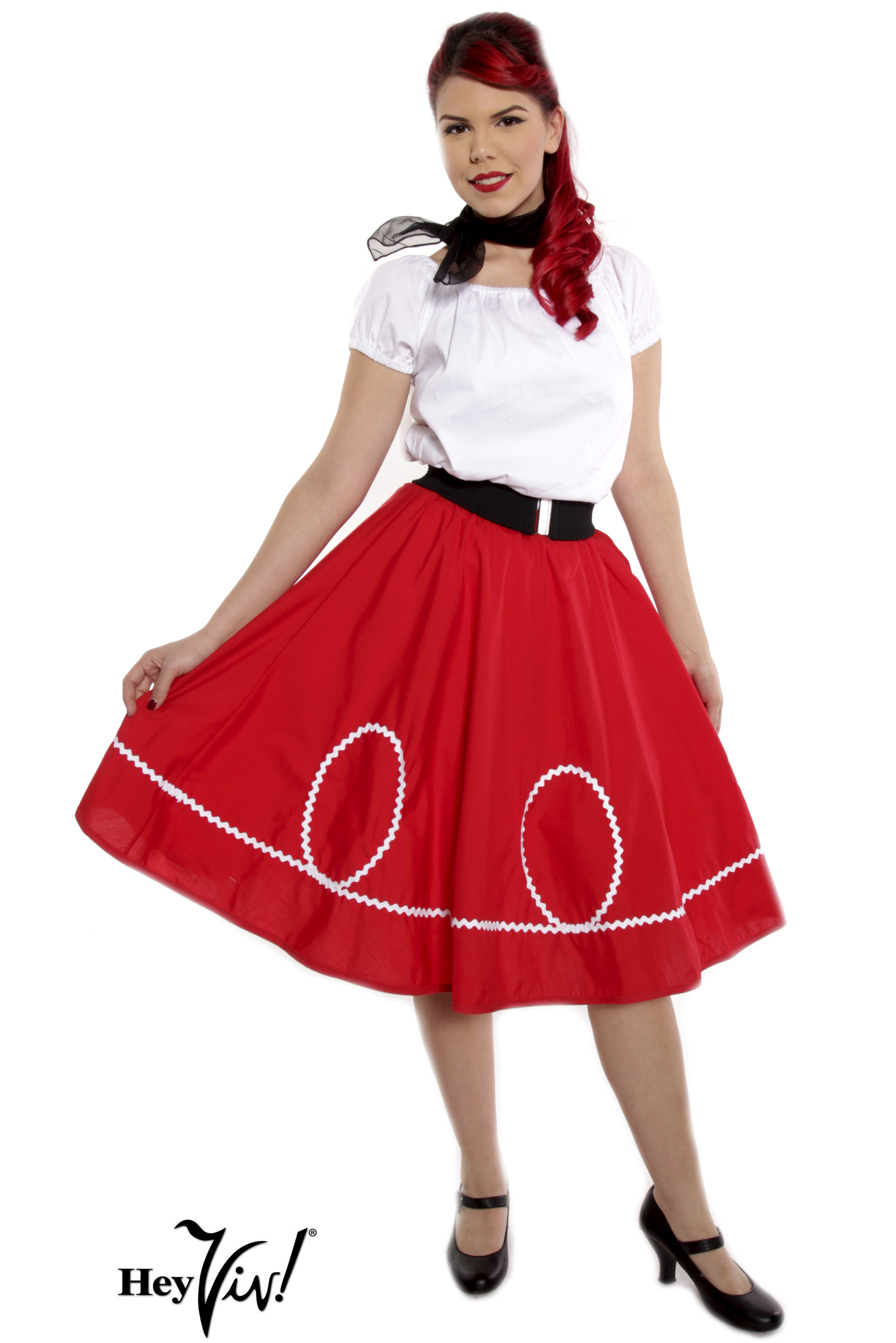 Hey Viv ! Swing Circle Skirts