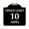 """Speed Limit Sign 18"""" x 18"""""""