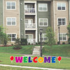 Yard Letters - Welcome