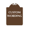 "Custom Wording Sign 18"" x 24"""