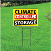 Climate Controlled Storage Sign - Festive