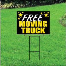 Free Moving Truck Self Storage Sign - Celebration