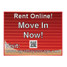 Rent Online Sign