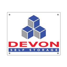Devon Office Logo Sign