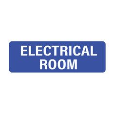 Electrical Room Sign