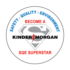 SQE Superstars - Hard Hat Decal