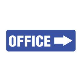 Office Arrow Sign point right