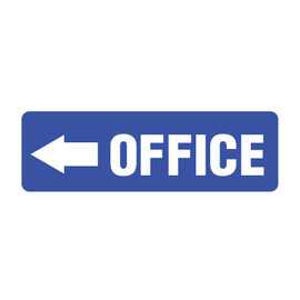 Office Arrow Sign point left