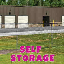 Yard Letters - Self Storage