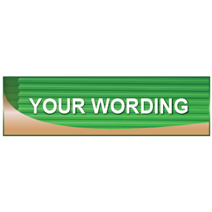 Your Wording Signs - Jenkins