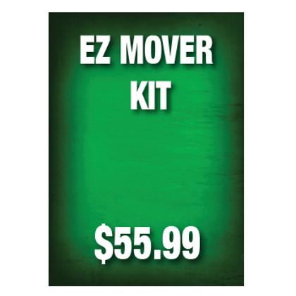 EZ Mover Kit Sign