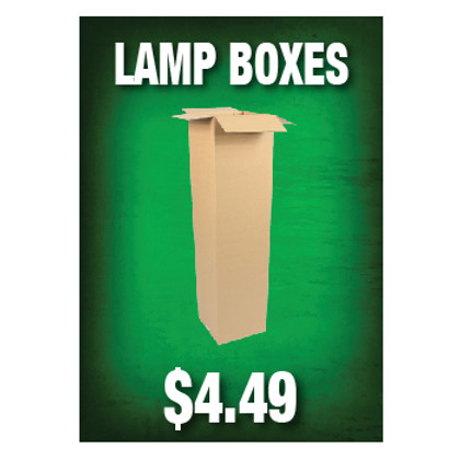 Lamp Boxes Sign
