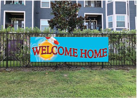 Summer Fun Apartment Banners