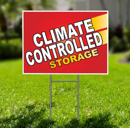 Climate Controlled for Self Storage -  Dash In