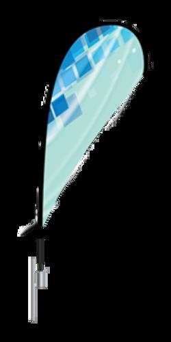 13.5' Teardrop Flag