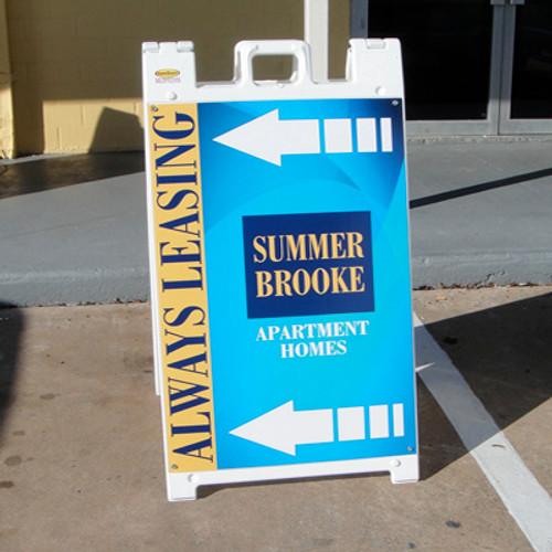 A Frame Sign