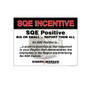 SQE Positive Sign