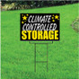 Climate Controlled Self Storage Sign - Celebration