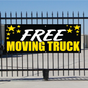 Free Moving Truck Banner - Celebration