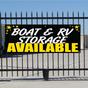 Boat & RV Storage Available Banner - Celebration