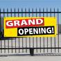 Grand Opening Banner - Festive