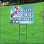 Lowest Price Guarantee Sign Self Storage - Balloon Sky