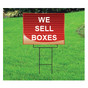 Self Storage Yard Signs - Jenkins