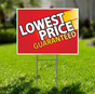 Lowest Price Guarantee  for Self Storage - Dash In