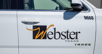 vehicle-door-lettering-city-of-webster-texas.jpg