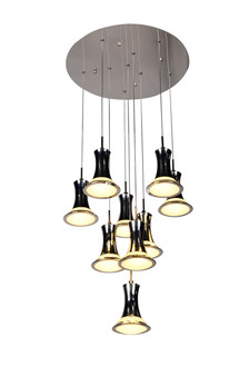 Contemporary Multi Light Pendant