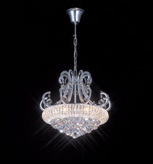 Pure Elegance Crystal Chandelier