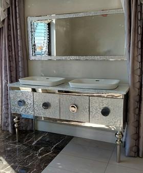 Cartagena Double Sink Vanity