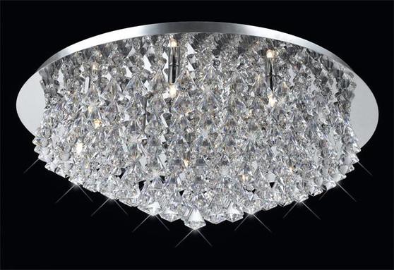 Elegante Crystal Chandelier