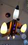 Airplane Ceiling Pendant Light