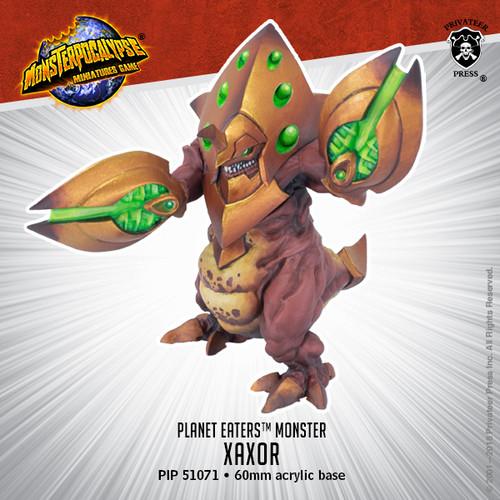 MONPOC Planet Eaters: Xaxor (Monster)
