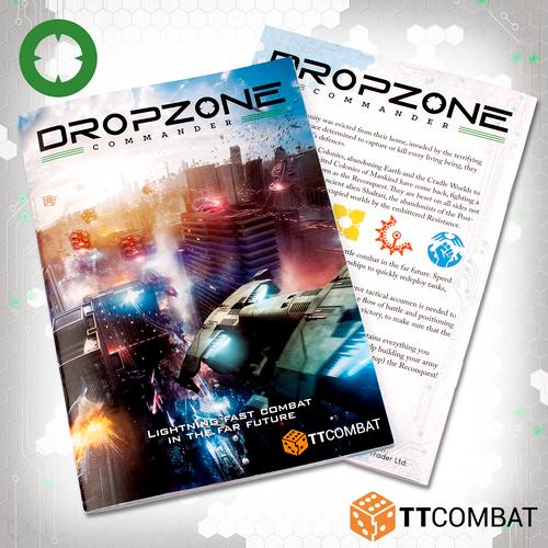 Dropzone Commander: Dropzone Commander Rulebook