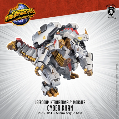 MONPOC UberCorp International: Cyber Khan (Monster)