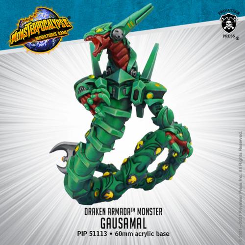 MONPOC Draken Armada: Gausamal (Monster)