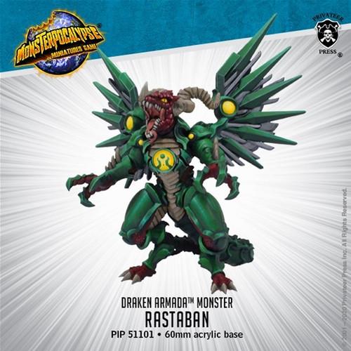 MONPOC Draken Armada: Rastaban (Monster)