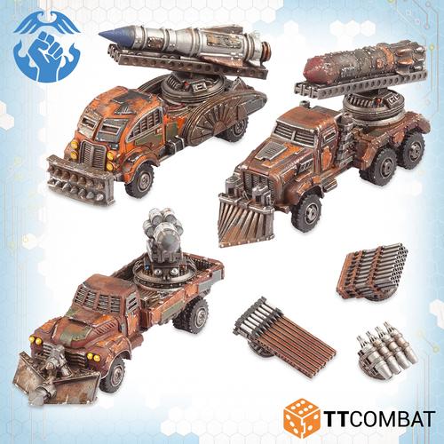 Dropzone Resistance Storm / Thunder Wagon