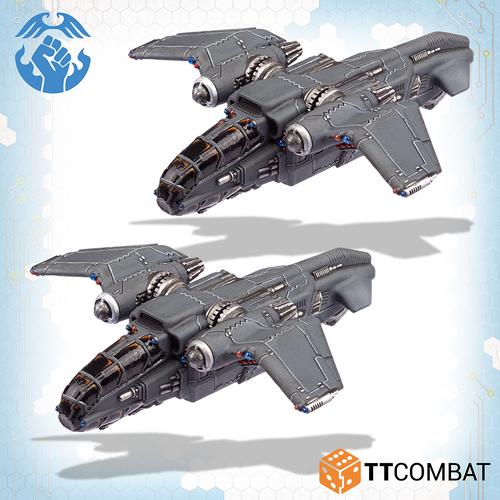 Dropzone Resistance Swifthawk Tilt-Jets