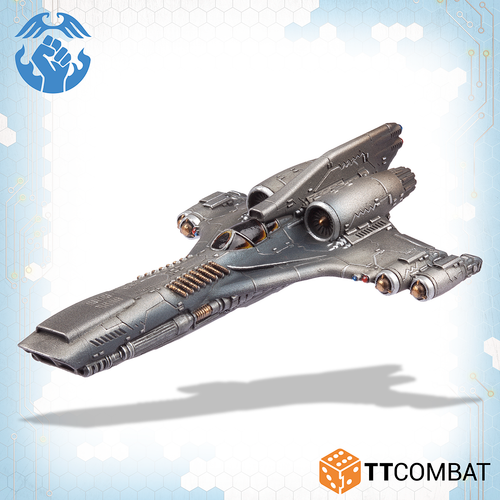 Dropzone Resistance Tempest Interceptor