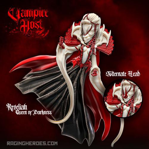 Reveliah, Queen of Darkness (VH - F)